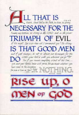Rise Up O Men Of God